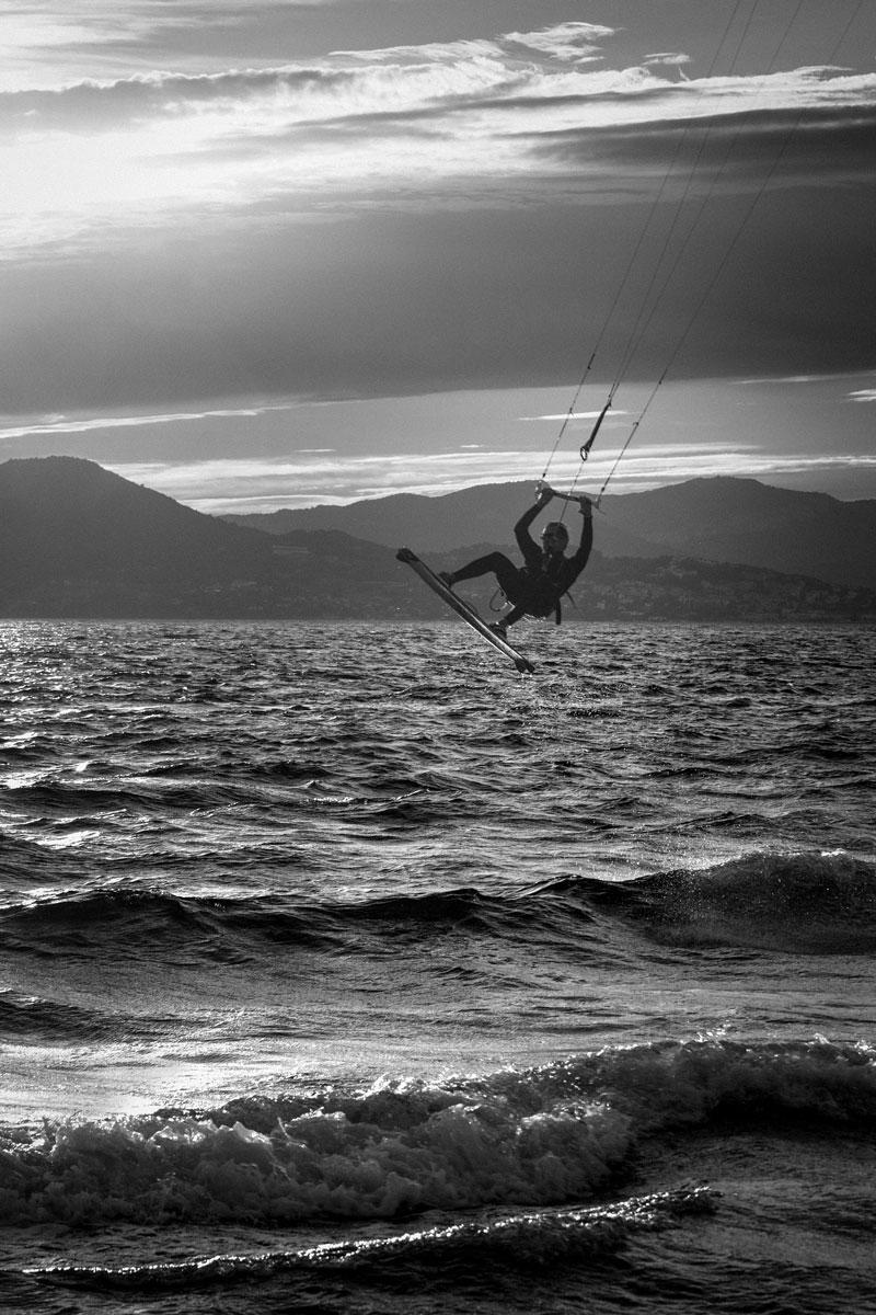 L'Almanarre : un spot de kitesurf hyères