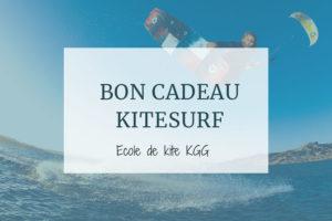Bon Cadeau Kitesurf