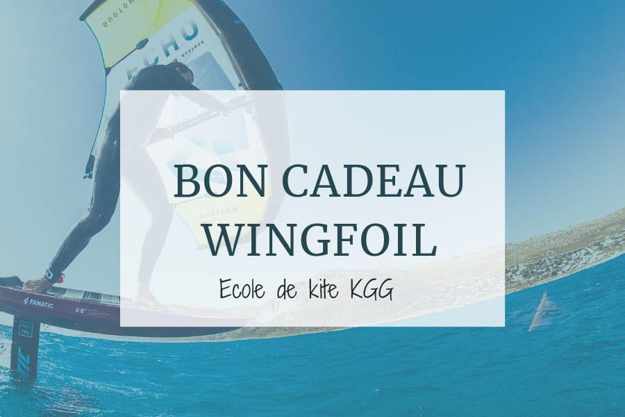 Bon Cadeau Wingfoil